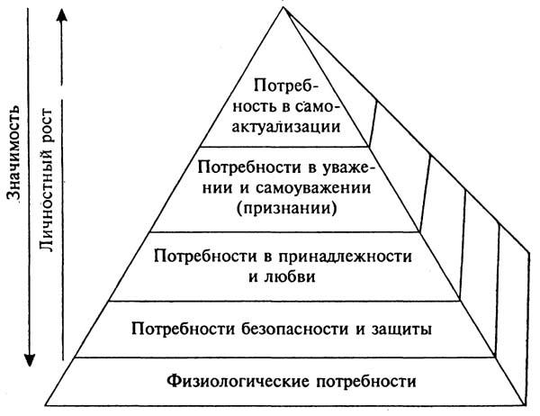 Пирамида маслоу 5 ступеней реферат 8792