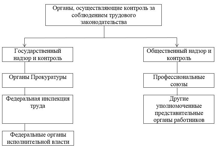 Реферат на тему государственный контроль и надзор 7113