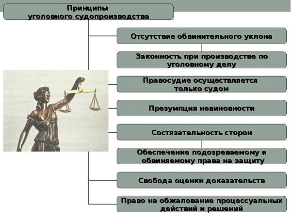 принцип законности в уголовном судопроизводстве