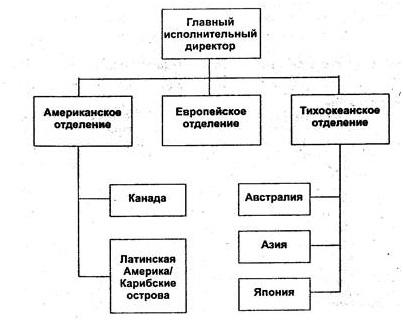 Географическая организационная структура. Автор24 — интернет-биржа студенческих работ